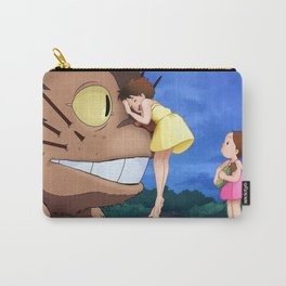 Satsuki and the Catbus Carry-All Pouch