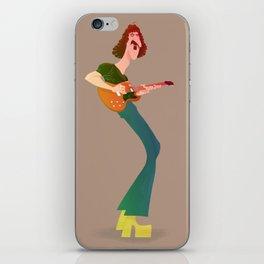 Zappa, The GOAT iPhone Skin