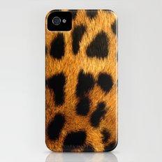 Leopard Slim Case iPhone (4, 4s)