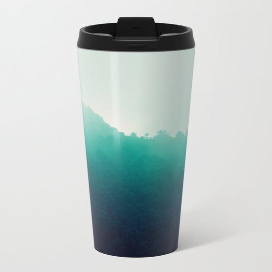 FOREST BATHING Metal Travel Mug