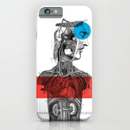 Dream plague! iPhone Case