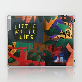 Little White Lies Laptop & iPad Skin