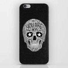 you are my favorite iPhone & iPod Skin