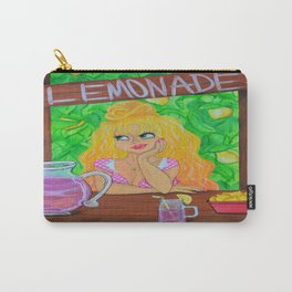 Ambitious Intentions Carry-All Pouch