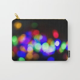 Holiday Sparkle Carry-All Pouch