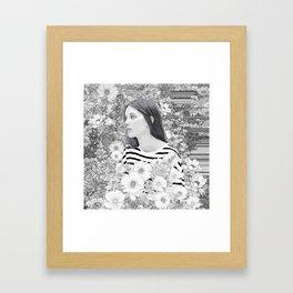 Lovely whisper Framed Art Print
