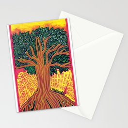 Routes Stationery Cards