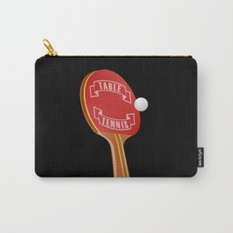 Table Tennis Carry-All Pouch
