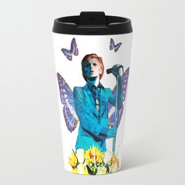 Butterfly Bowie Travel Mug