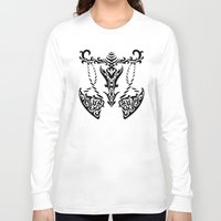libra Long Sleeve T-shirts featuring Libra by Mario Sayavedra