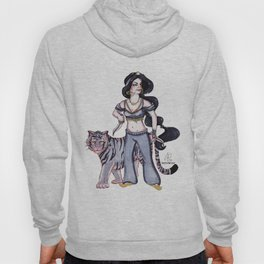 Badass Princess - Jasmine & Rajah Hoody