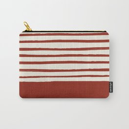 Holiday x Red Stripes Carry-All Pouch