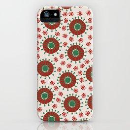 Carousel Christmas iPhone Case