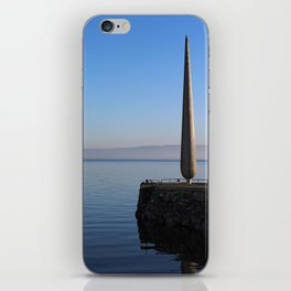 Fid Monument Moville Donegal iPhone Skin