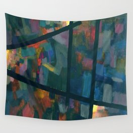 Spectrum 3 Wall Tapestry
