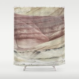 Hills as Canvas, No. 3 Shower Curtain