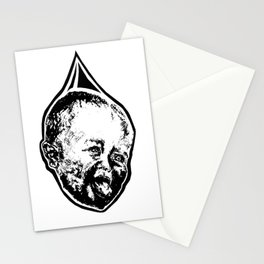 The Water Baby  Stationery Cards