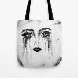 Expressionless Expression Tote Bag