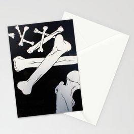 """John Donne's Bones"" Stationery Cards"
