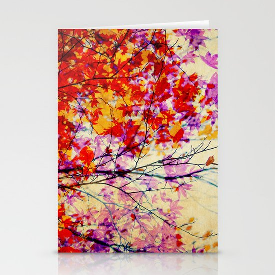 Autumn 5 Stationery Cards