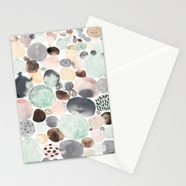 dots 2 Stationery Cards