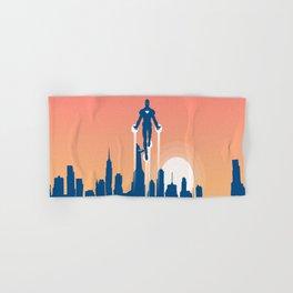 iron man Hand & Bath Towel