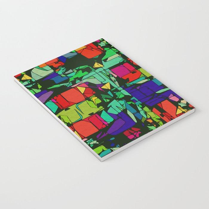 Toon Metropolis Notebook