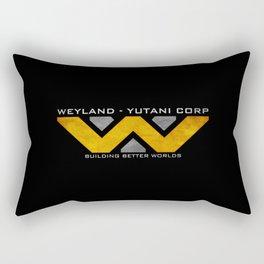 Weyland Corp Rectangular Pillow