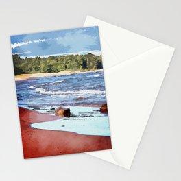 Lake Superior Bay Stationery Cards