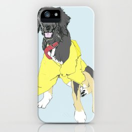 Luck Dragon iPhone Case