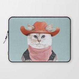 Rodeo Cat Laptop Sleeve