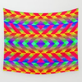 Rainbow Wall Tapestry
