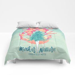 Gift of Mother Nature Comforters