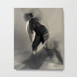Ari & Oskar 3 Metal Print