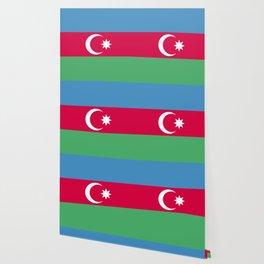 Azerbaijan flag emblem Wallpaper
