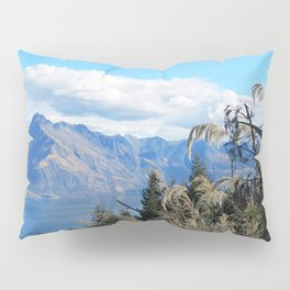 New Zealand Lake Pillow Sham