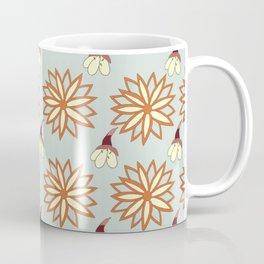Mandala And Bloom Coffee Mug