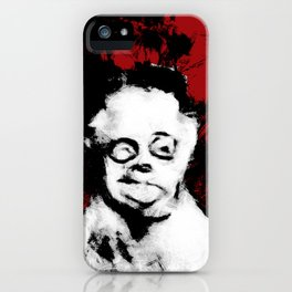 The Chinese Accountant from the Port of Kalli iPhone Case