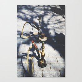 Hookah Lounge Canvas Print