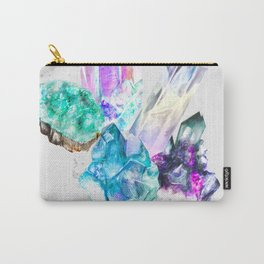 Crystal Daze Cluster Carry-All Pouch