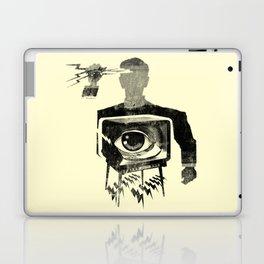 HYPODERMIC NEEDLE THEORY Laptop & iPad Skin