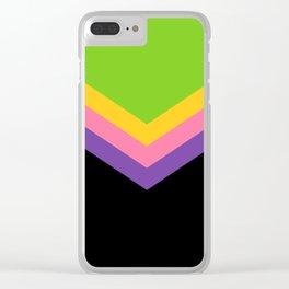 Lesbian Clear iPhone Case