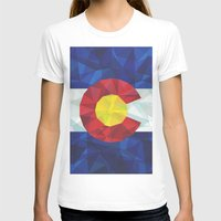 colorado T-shirts featuring Colorado by Fimbis