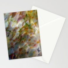 Abstract Dots Stationery Cards
