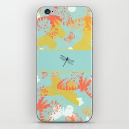Dragonfly Band iPhone Skin