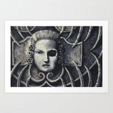 Gothic Art Print