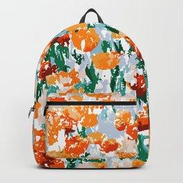 Isadora #illustration #painting #botanical Backpack