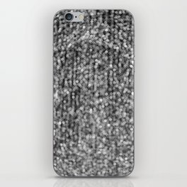 The Lights (Black and White) iPhone Skin