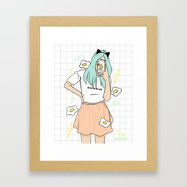I am V.I.P  Framed Art Print