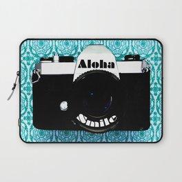 Smile Aloha Laptop Sleeve